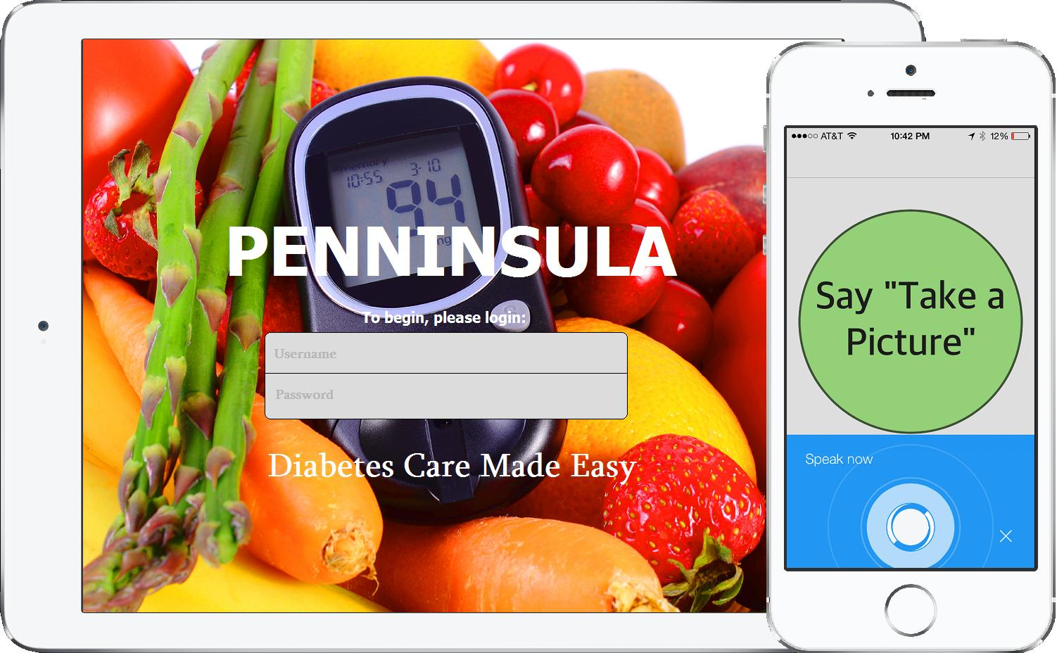 Penninsula, Spiro's project for PennApps Spring 2016.